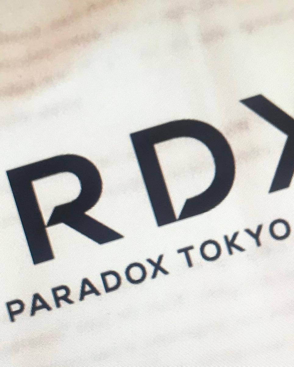 新規取扱ブランド PARADOX